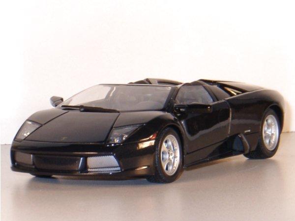 LAMBORGHINI Murcielago Roadster - darkbluemetallic - Maisto 1:18