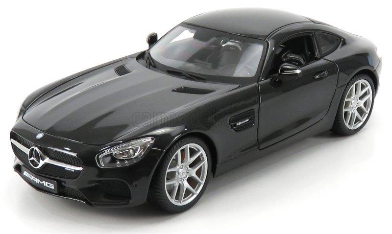 MB Mercedes Benz AMG GT - blackmetallic - Maisto 1:18