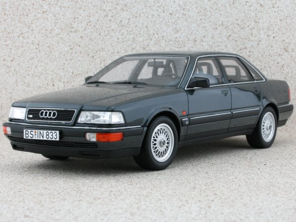 AUDI V8 - greymetallic - BoS - Best of Show 1:18