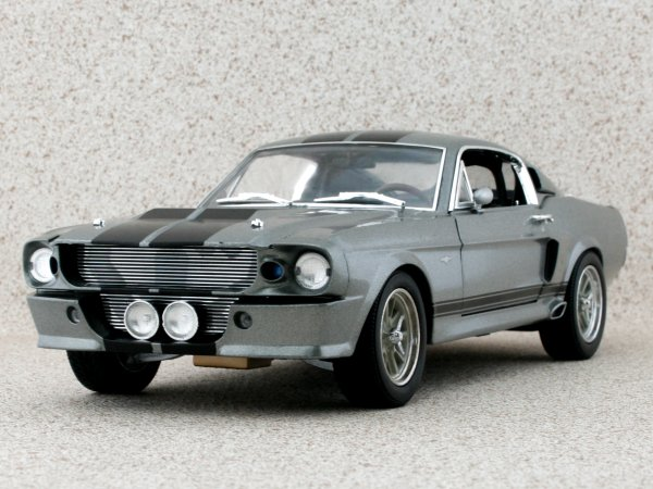 FORD SHELBY GT 500 - Eleanor - 1967 - Eleanor - Greenlight Collectibles 1:18