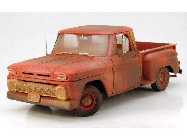 CHEVROLET Bella`s Truck - Twilight - Greenlight 1:18