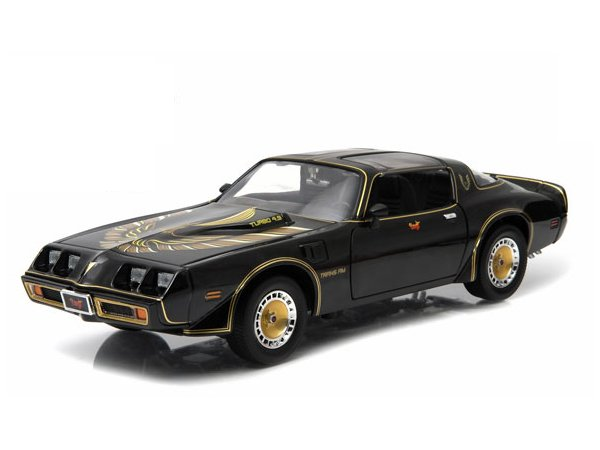 PONTIAC Trans AM - 1980 - Smokey and the Bandit - Greenlight 1:18