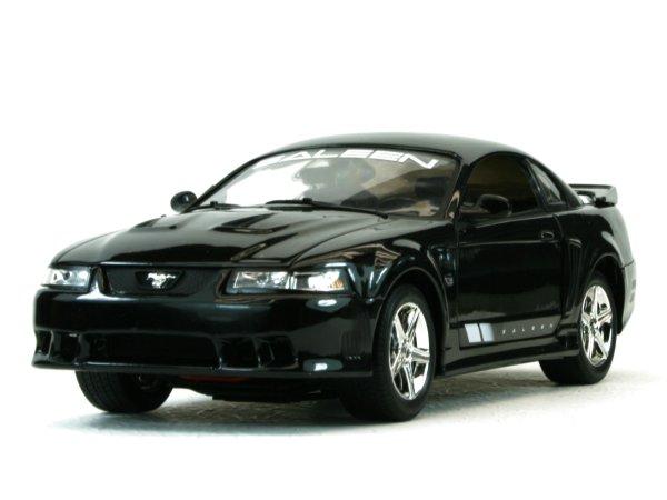 FORD Mustang Saleen S281 - 2004 - black - ERTL 1:18