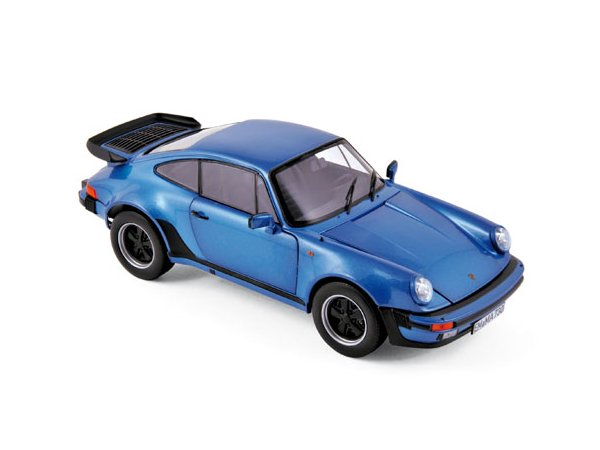 PORSCHE 911 Turbo 3.3 Ltr - 1977 - Pearl Enzian - Norev 1:18