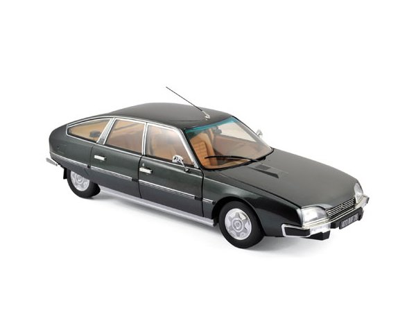 CITROEN CX 2200 Pallas - 1976 - Vulcain grey - Norev 1:18