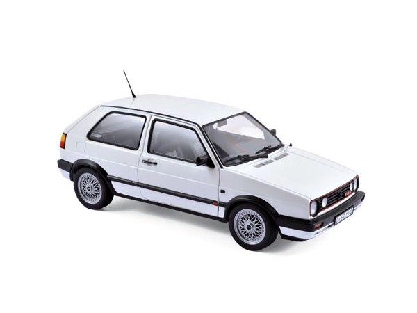 VW Volkswagen Golf GTI G60 - 1990 - white - Norev 1:18