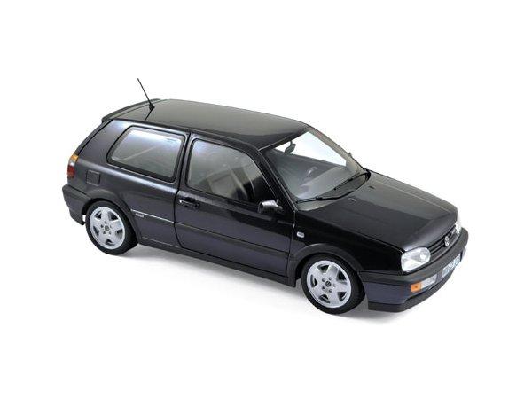 VW Volkswagen VR6 - 1996 - Purple metallic - Norev 1:18