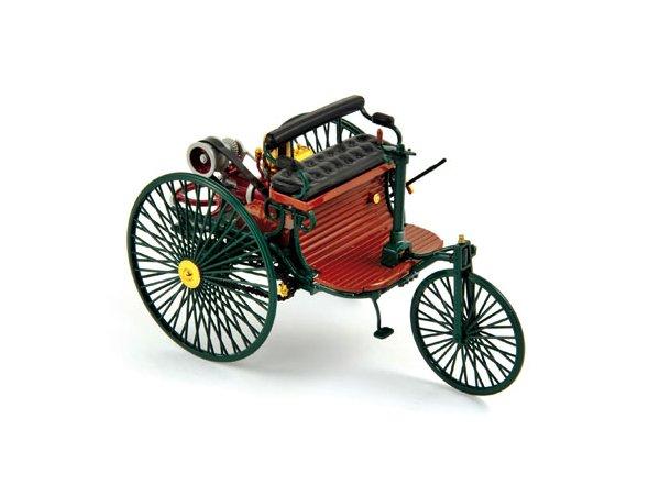 BENZ Patent Motorwagen - 1886 - green - Norev 1:18