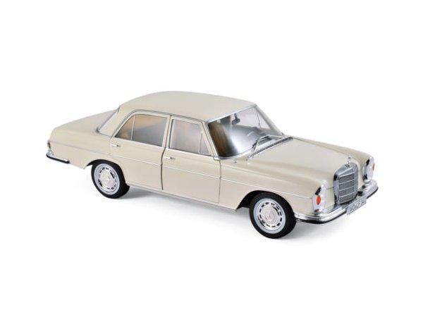 MB Mercedes Benz 280 SE - 1969 - Ivory - Norev 1:18