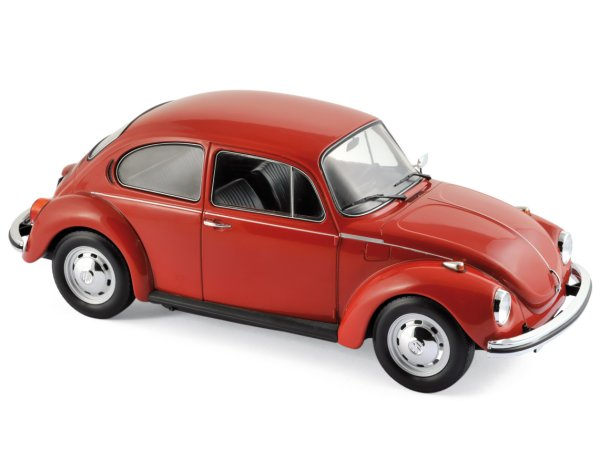 VW Volkswagen Käfer 1303 - 1973 - red - Norev 1:18