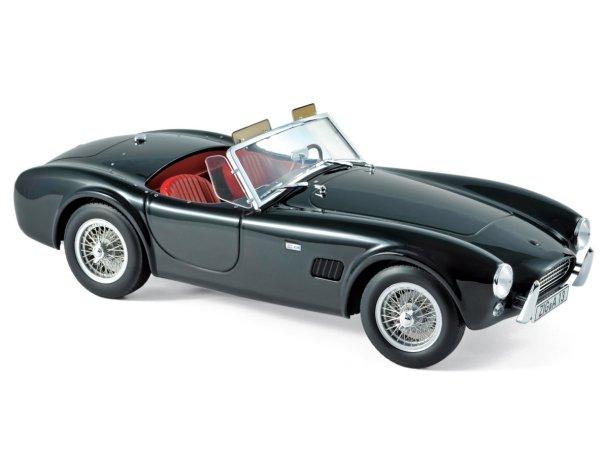 AC Cobra 289 - 1963 - black - Norev 1:18