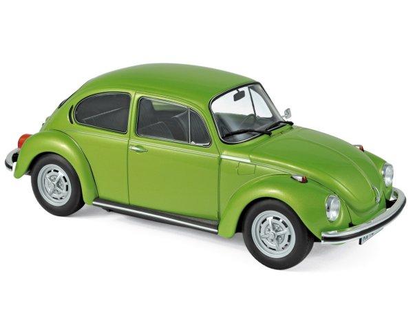 VW Volkswagen Käfer 1303 - 1973 - greenmetallic - Norev 1:18