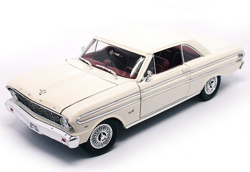 FORD Falcon - 1964 - cream - Lucky Die Cast 1:18