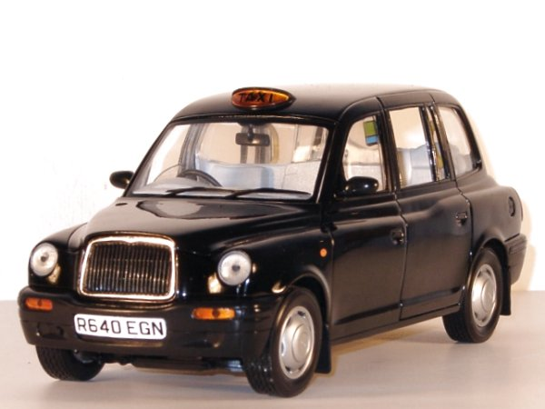 AUSTIN LTI TX1 - 1998 - London Taxi Cab - Sun Star 1:18