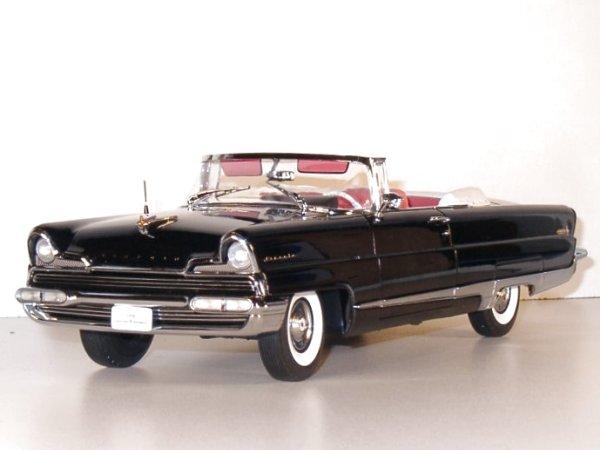 LINCOLN Premiere - 1956 - black - Sun Star 1:18