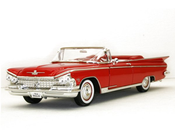 BUICK Electra 225 - 1959 - red - YATMING 1:18