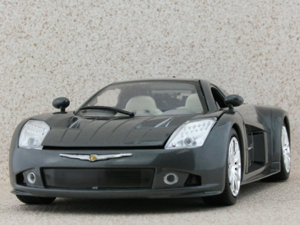 CHRYSLER Me Four Twelve Concept - greymetallic - MotorMax 1:18