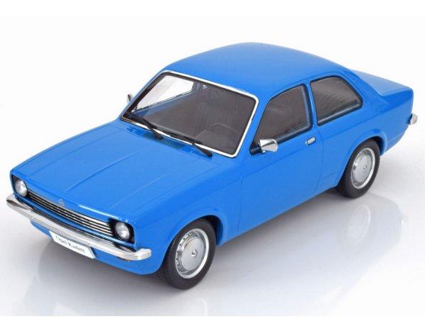 OPEL Kadett C Coupe - blue - KK Scale 1:18