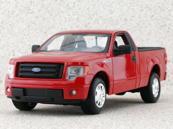 FORD F-150 STX - red - Maisto 1:27