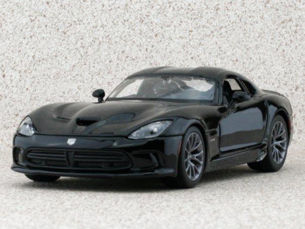 DODGE Viper GTS - 2013 - black - Maisto 1:24
