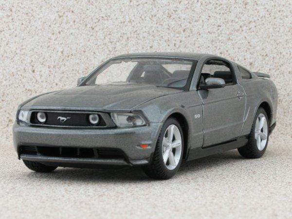 FORD Mustang GT - 2011 - greymetallic - Maisto 1:24
