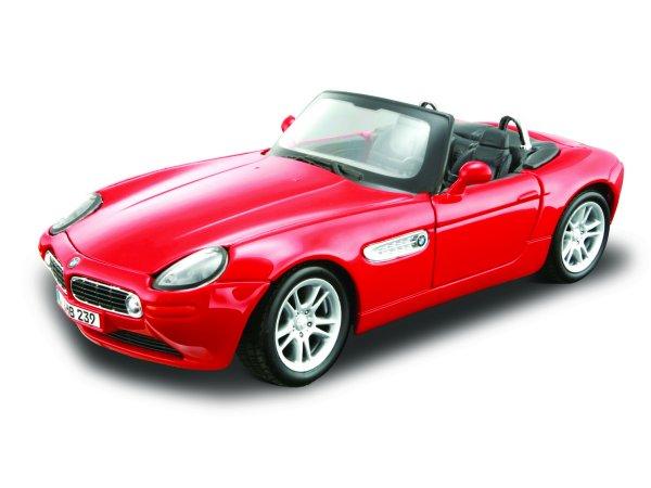 BMW Z8 - red - Maisto 1:24