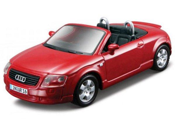 AUDI TT Roadster - red - Maisto 1:24