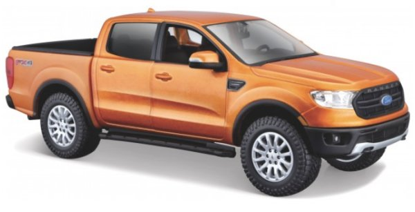 FORD Ranger - 2019 - coppermetallic - Maisto 1:27
