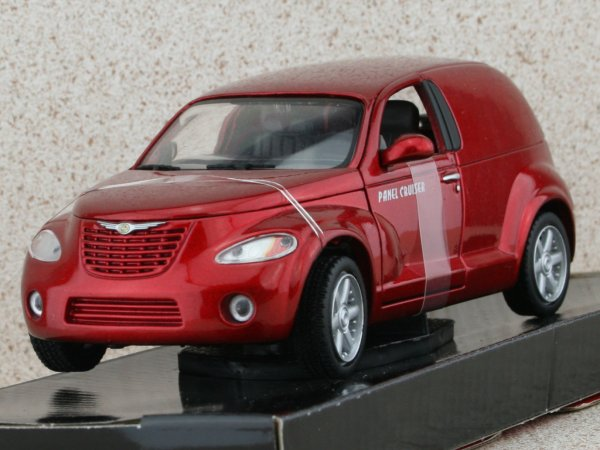 CHRYSLER Panel Cruiser - redmetallic - MotorMax 1:24
