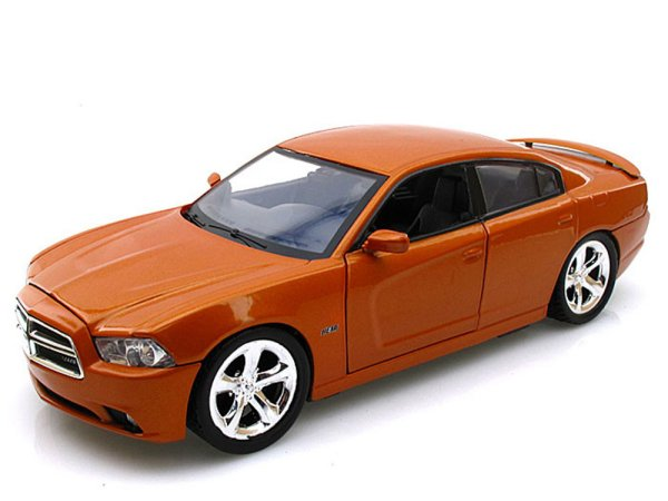 DODGE Charger R/T - 2011 - coppermetallic - MotorMax 1:24