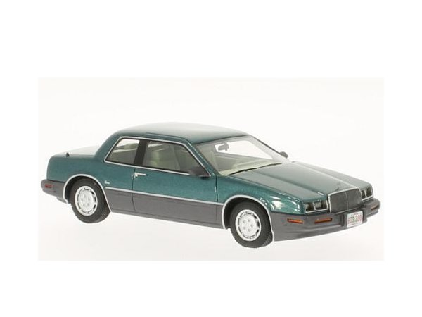 BUICK Riviera - 1988 - greenmetallic - BoS - Best of Show 1:43