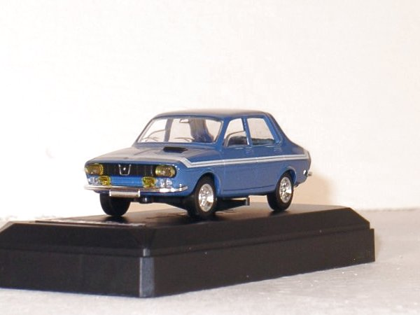 RENAULT 12 Gordini - 1971 - blue - SOLIDO 1:43