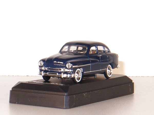 FORD Vedette - 1953 - darkblue - SOLIDO 1:43