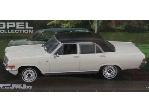 OPEL Diplomat V8 - white - ATLAS 1:43