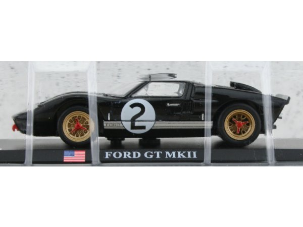 FORD GT MKII - winner Le Mans - ATLAS 1:43