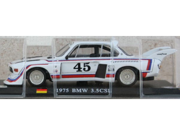 BMW 3.5 CSL - 1975 - #45 - ATLAS 1:43