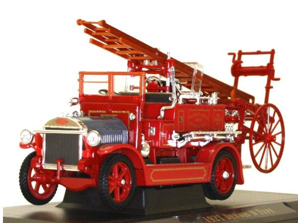 DENNIS N Type - 1921 - Firetruck - YATMING 1:43