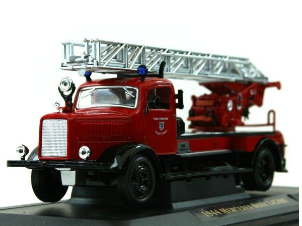 MB Mercedes Benz L4500F - 1944 - Firetruck - YATMING 1:43