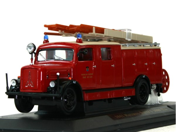 MAGIRUS-DEUTZ S 3000 SLG - 1941 - Firetruck - YATMING 1:43