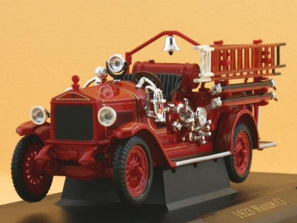 MAXIM C1 - 1923 - Firetruck - YATMING 1:43