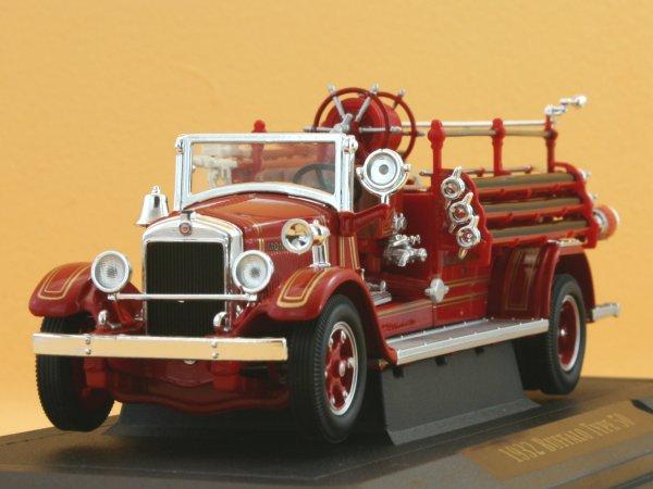 BUFFALO Type 50 - 1932 - Firetruck - YATMING 1:43