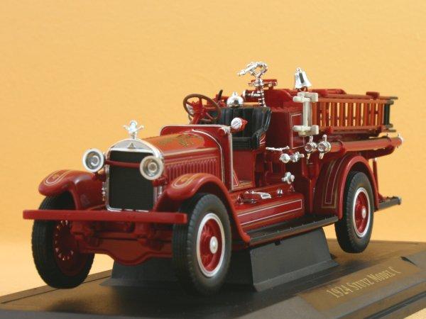 STUTZ Model C - 1924 - Firetruck - YATMING 1:43