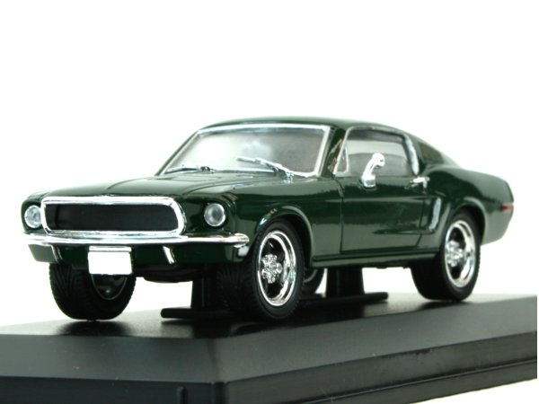 FORD Mustang GT - 1968 - BULLITT - YATMING 1:43