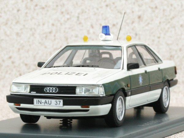 AUDI 200 Quattro 20V - german Police - NEO 1:43