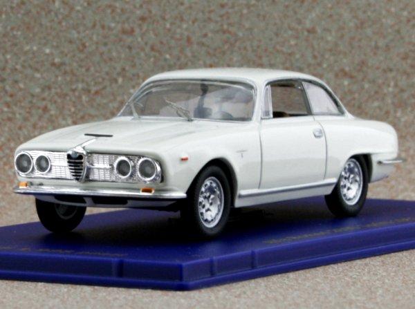 ALFA ROMEO 2600 Sprint - 1962 - white - M4 1:43