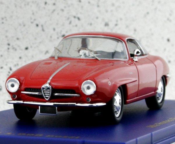 ALFA ROMEO Giulietta SS - 1959 - red - M4 1:43