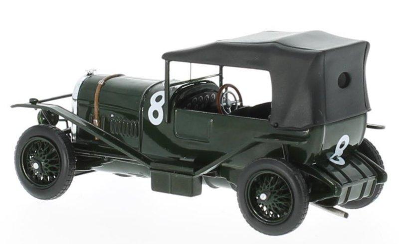 miniatuur 4 - BENTLEY 3L - Winner Le Mans - 1924 - #8 - IXO 1:43
