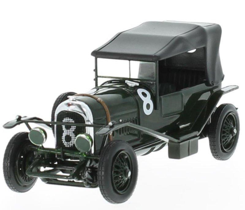 miniatuur 2 - BENTLEY 3L - Winner Le Mans - 1924 - #8 - IXO 1:43