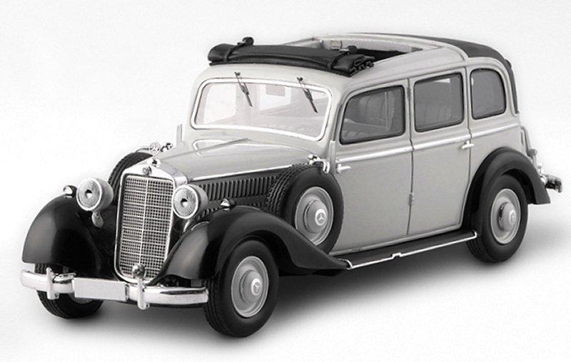 MB Mercedes Benz 260D Pullman Landaulet - 1936 / 1940 - grey - ESVAL 1:43