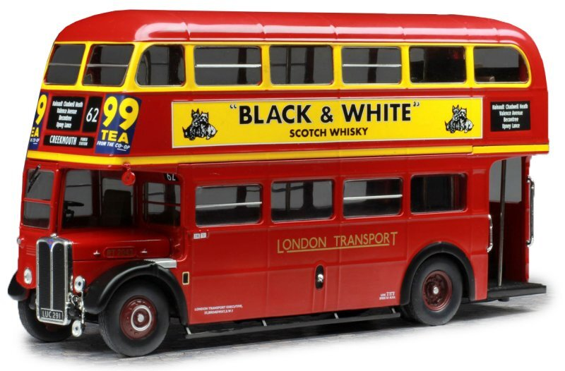 AEC Regent III RT - 1939 - London Transport - IXO 1:43